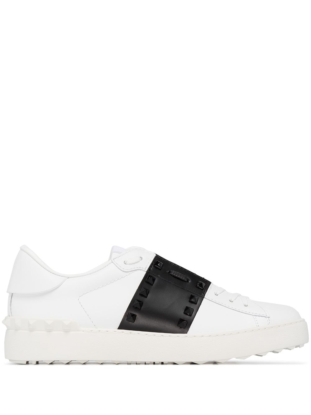 Untitled Leather Sneakers