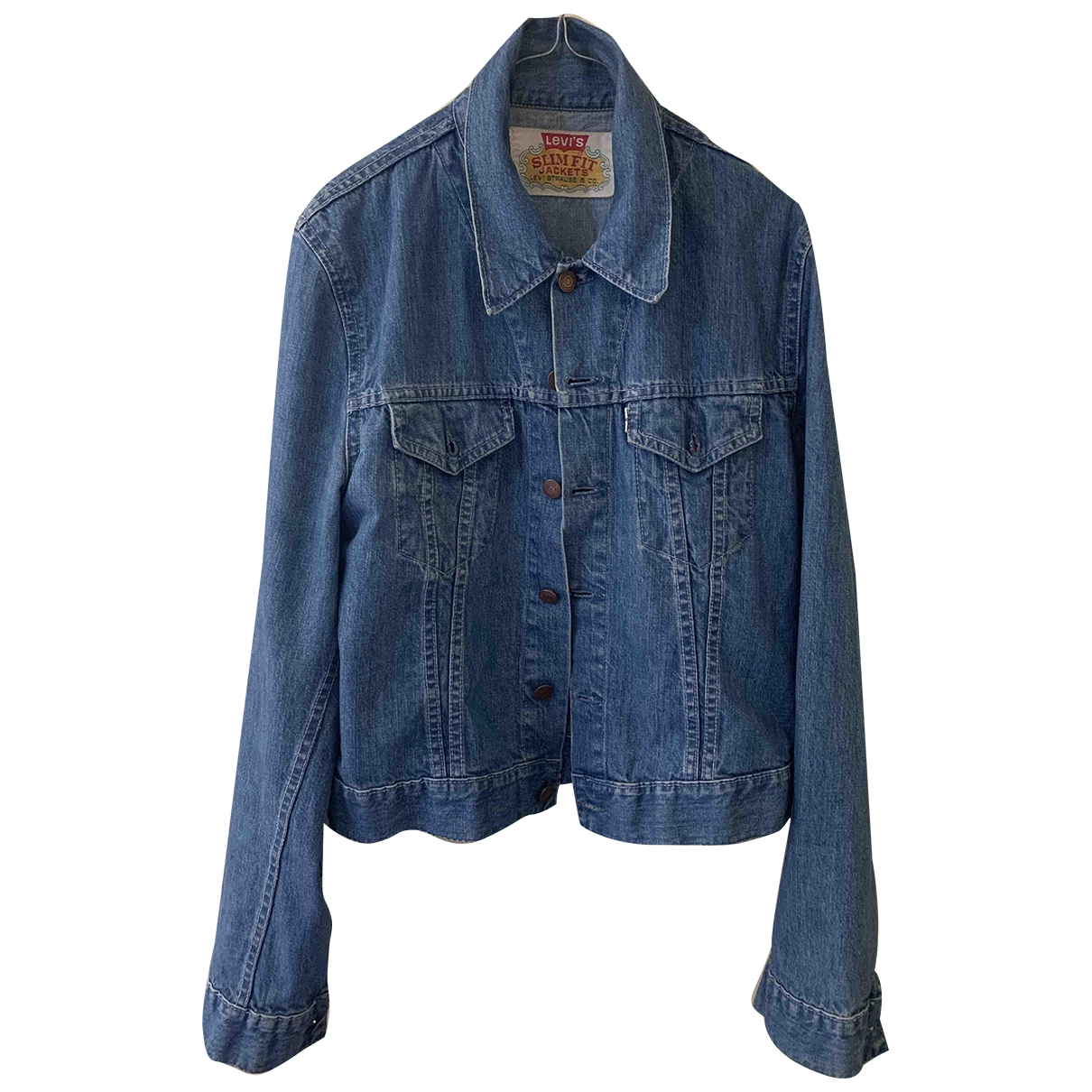 Levi's \N Blue Denim - Jeans Jeans for Women 30 US