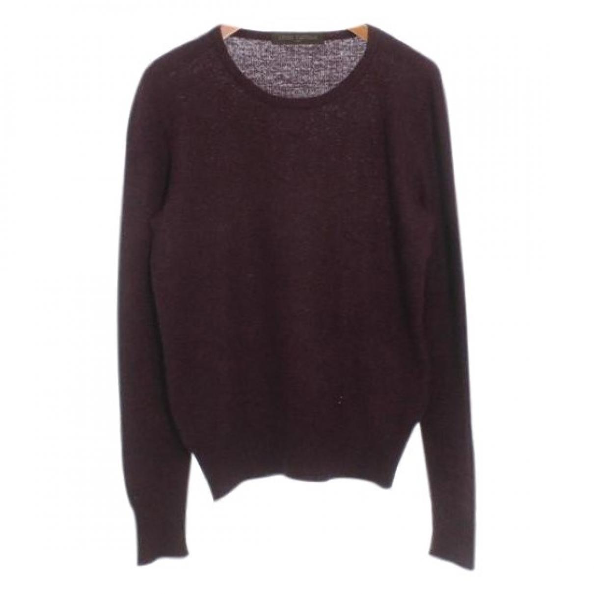 Louis Vuitton - Pulls.Gilets.Sweats   pour homme en laine - violet