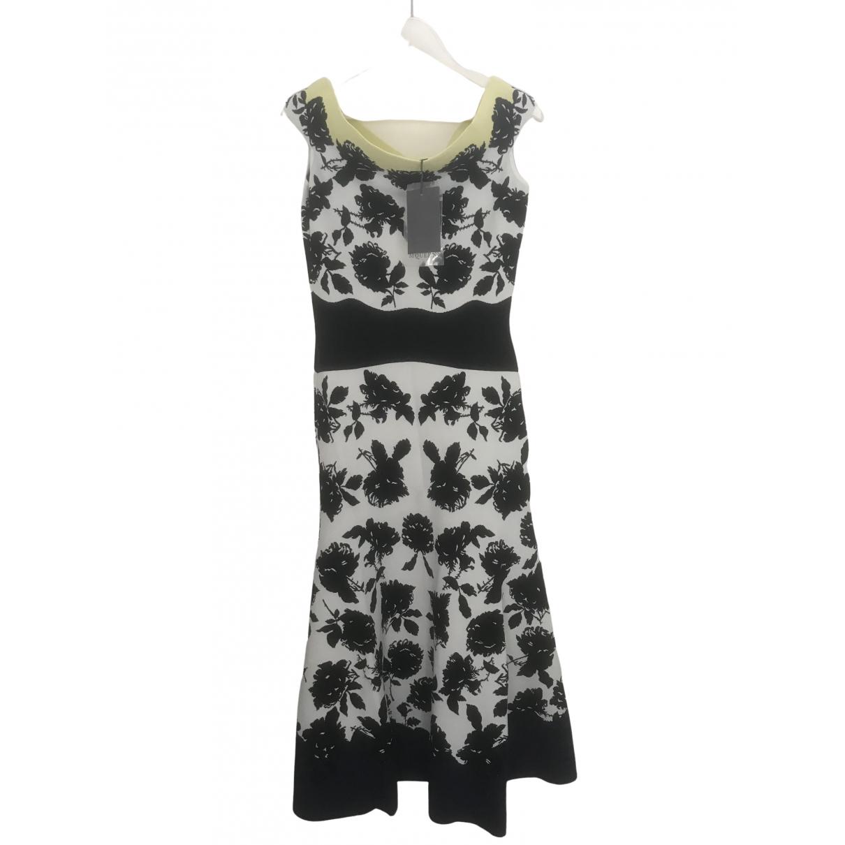 Alexander Mcqueen \N White dress for Women S International