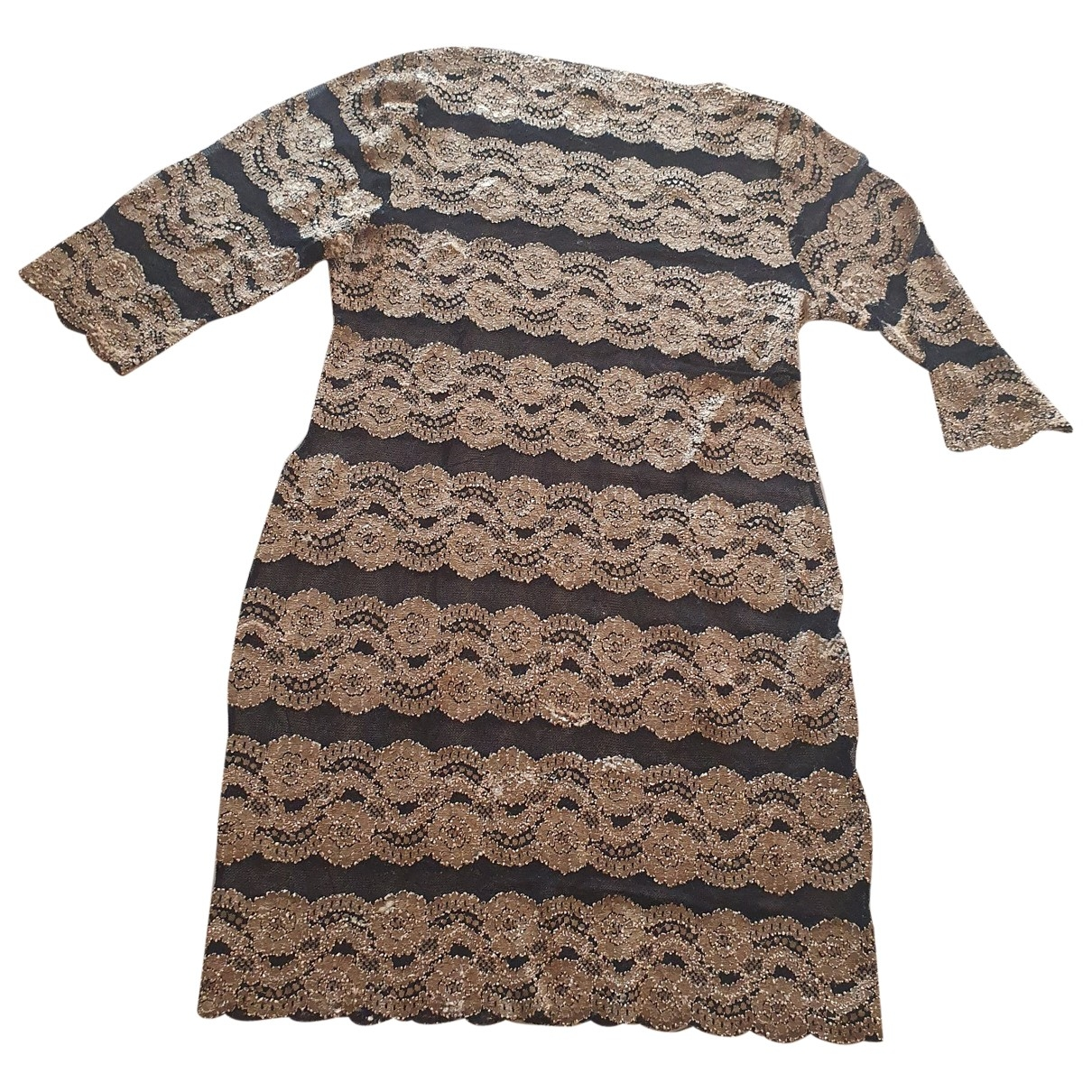 Non Signé / Unsigned \N Multicolour dress for Women 42 FR