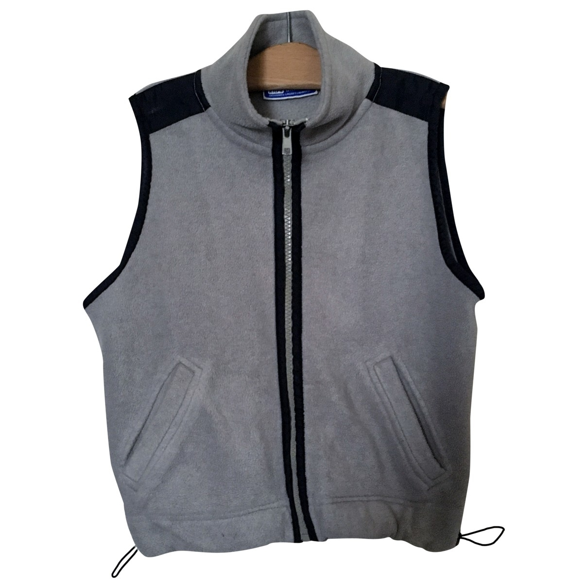 Non Signé / Unsigned \N Grey Knitwear for Kids 8 years - up to 128cm FR