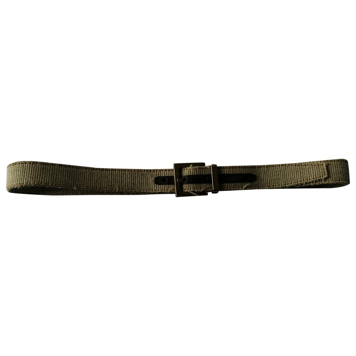 Cinturon de Lona Dolce & Gabbana