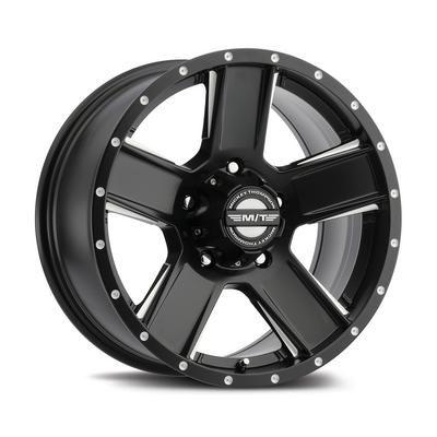 Mickey Thompson SD-5 18x9 Wheel with 5 on 150 Bolt Pattern - Black (4389150) - 90000030936