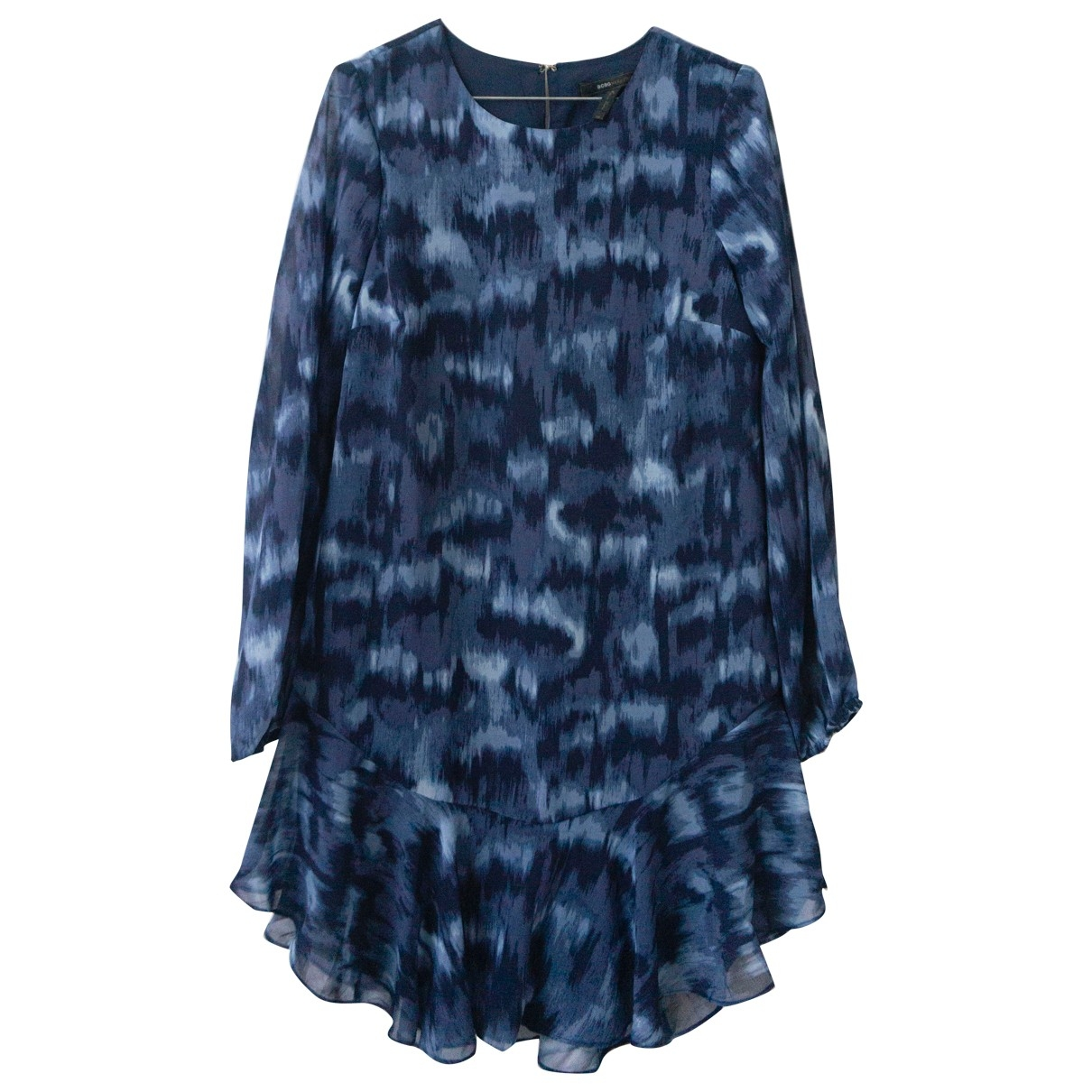 Bcbg Max Azria - Robe   pour femme - bleu