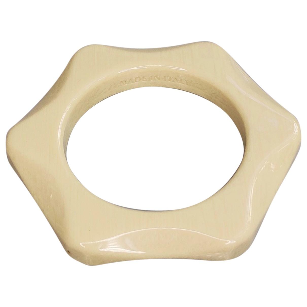 Lanvin - Bracelet   pour femme - ecru