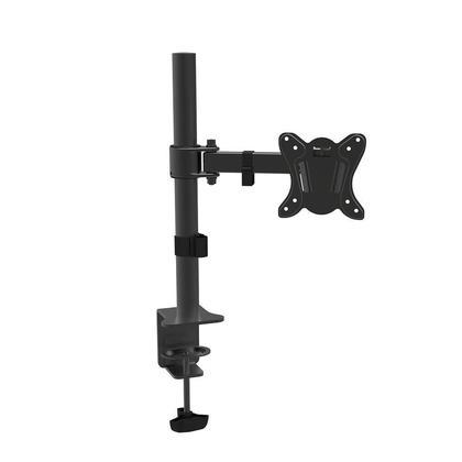 Single Monitor Desk Mount Adjustable Articulating Stand - PrimeCables®