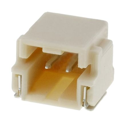 Molex , DuraClik, 502352, 2 Way, 1 Row, Right Angle PCB Header (5)