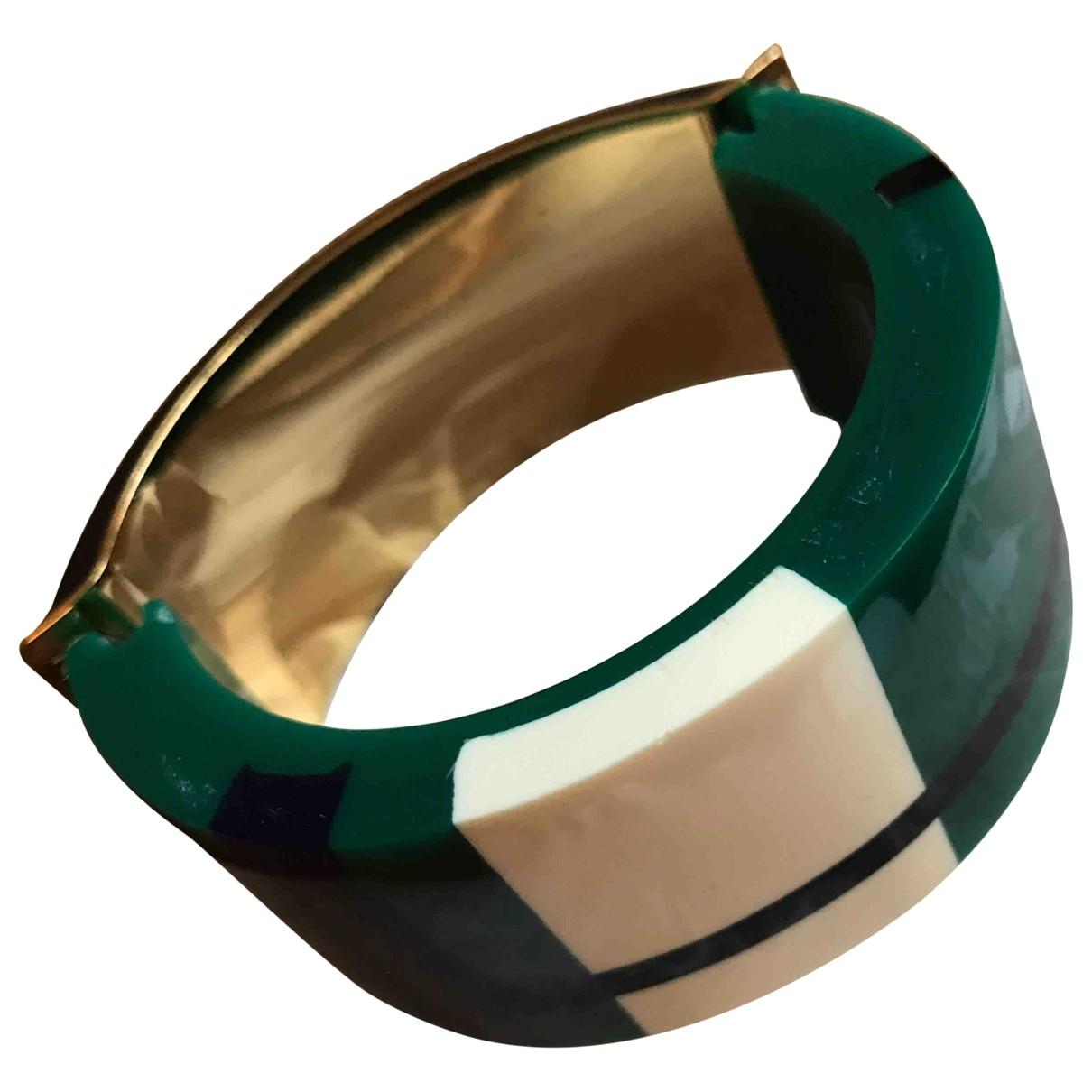 Marni \N Armband in  Gruen Kunststoff