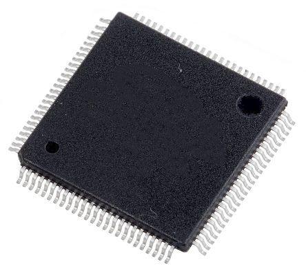 STMicroelectronics STM32F413VGT6, 32bit ARM Cortex-M4 Microcontroller, STM32, 100MHz, 1.024 MB Flash, 100-Pin LQFP (90)