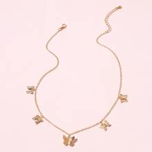 1pc Butterfly Chain Necklace