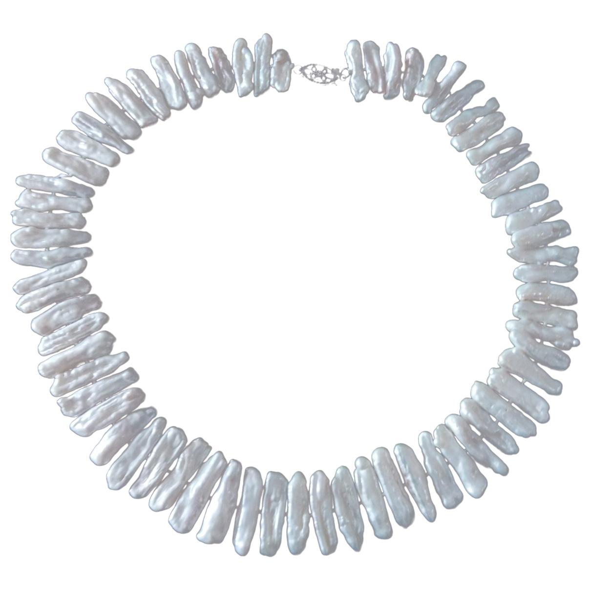 Collar de Perlas Non Signe / Unsigned