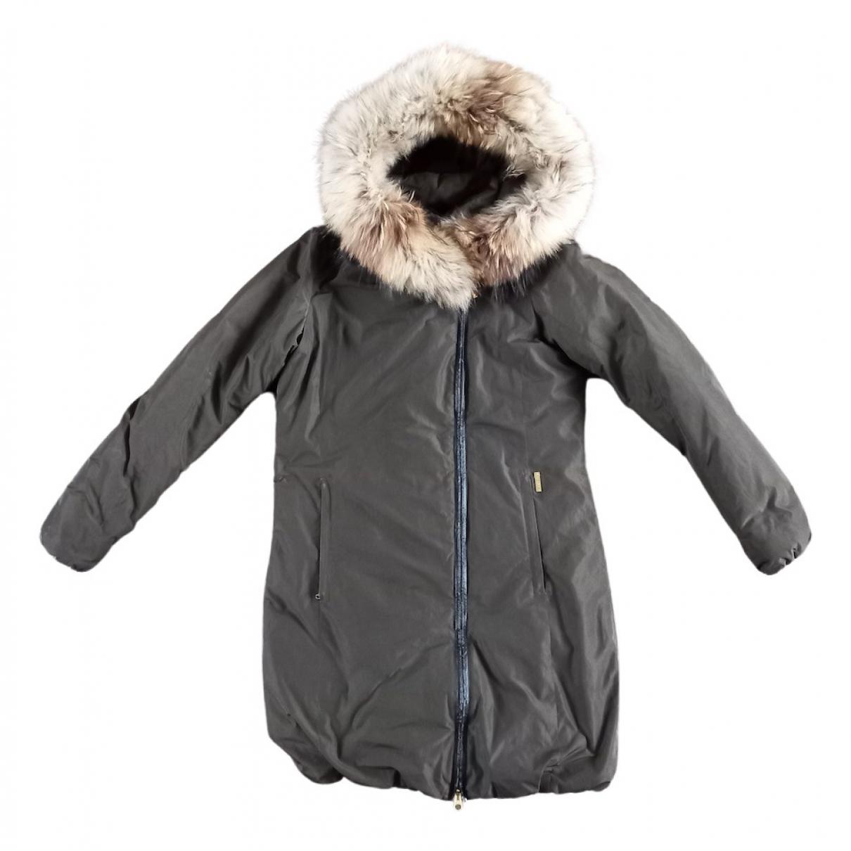 Woolrich N Khaki jacket for Women M International