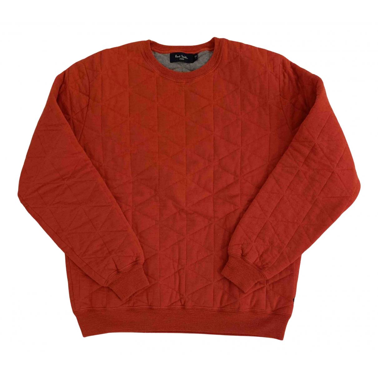 Paul Smith N Orange Wool Knitwear & Sweatshirts for Men L International