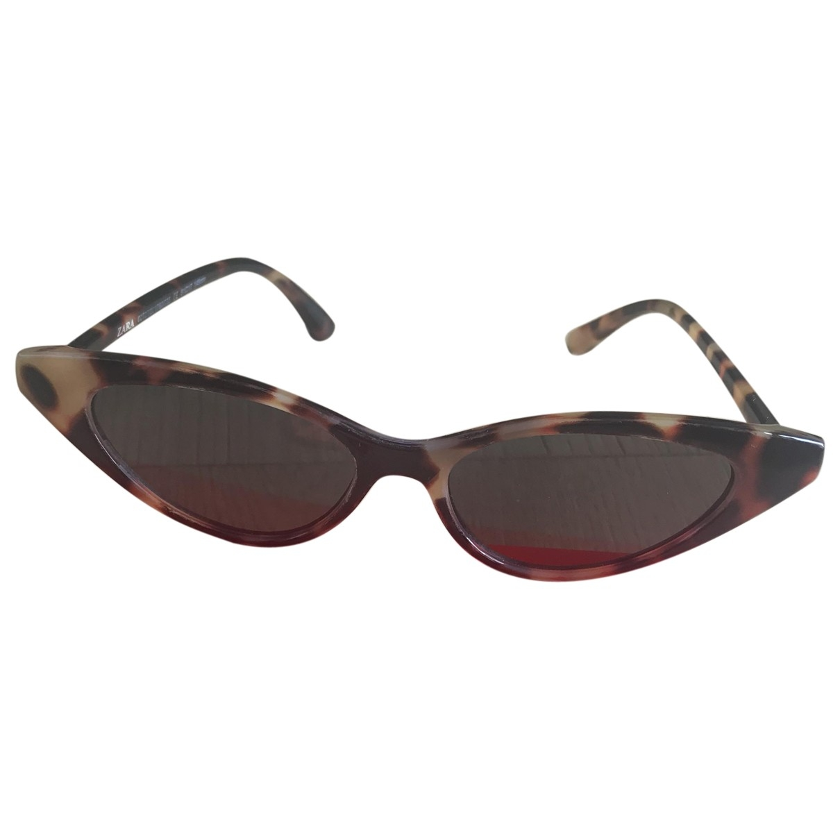 Zara \N Sonnenbrillen in  Bunt Kunststoff