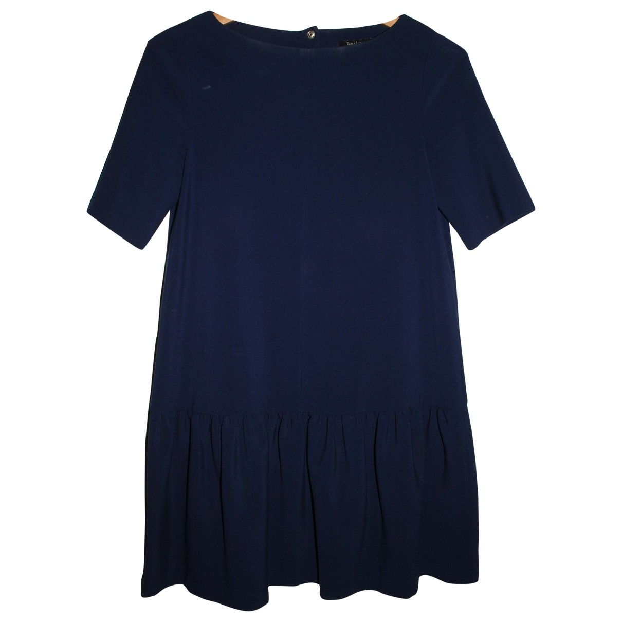 Tara Jarmon \N Kleid in  Blau Synthetik