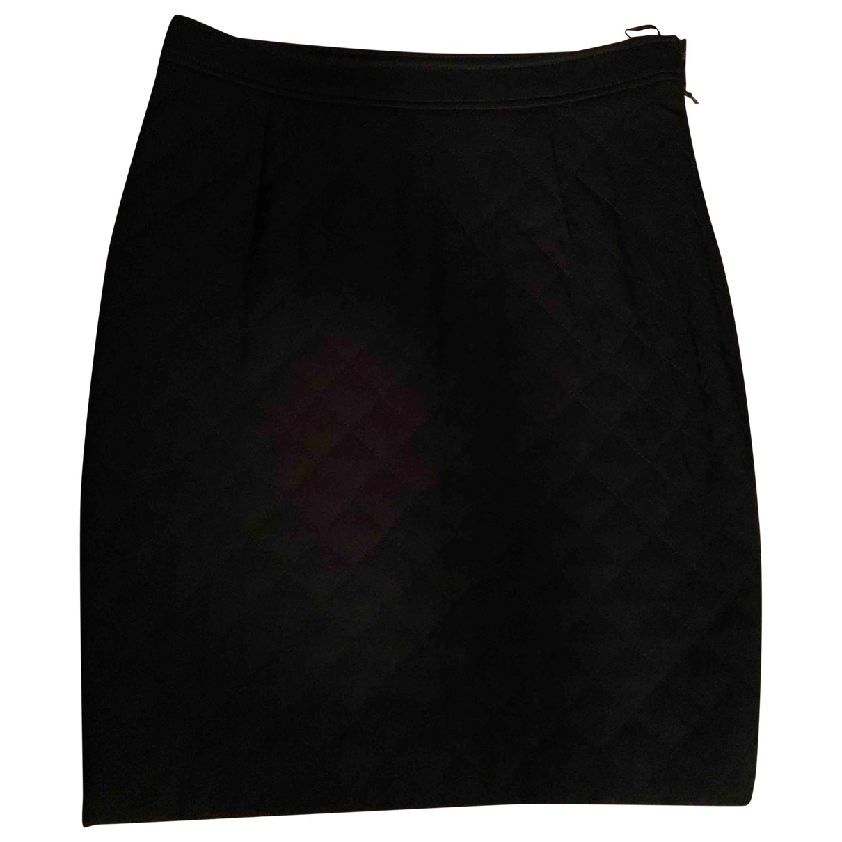 Moschino \N Rocke in  Schwarz Polyester