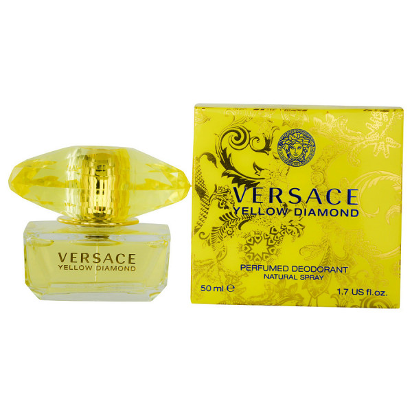 Versace - Yellow Diamond : Deodorant Spray 1.7 Oz / 50 ml