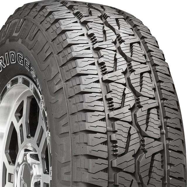 Bridgestone 24 Dueler A/T Revo 3 Tire LT285 /70 R17 121R E1 OWL
