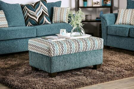 River Collection SM4120-OT Ottoman in
