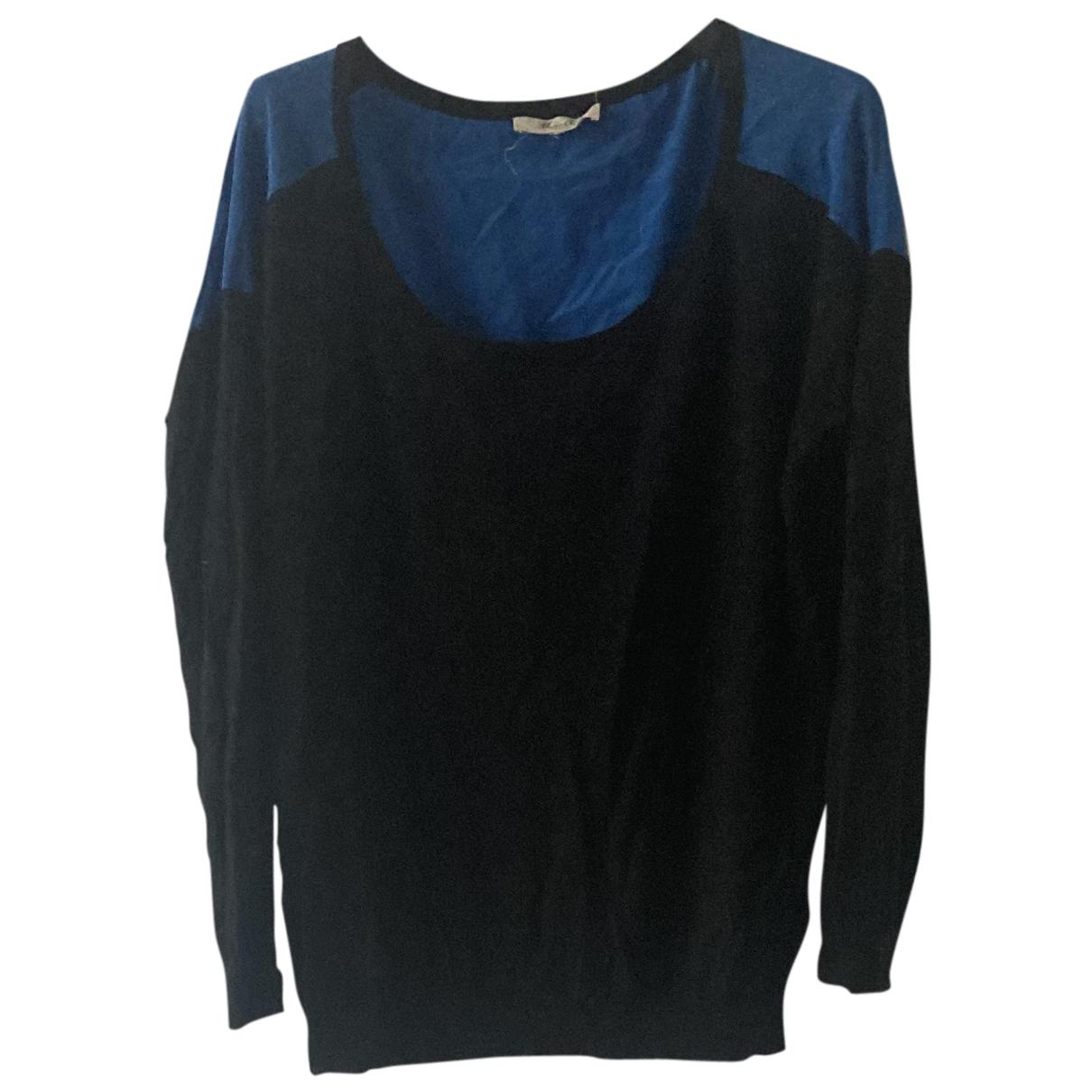 Marie Sixtine - Pull   pour femme en laine - noir
