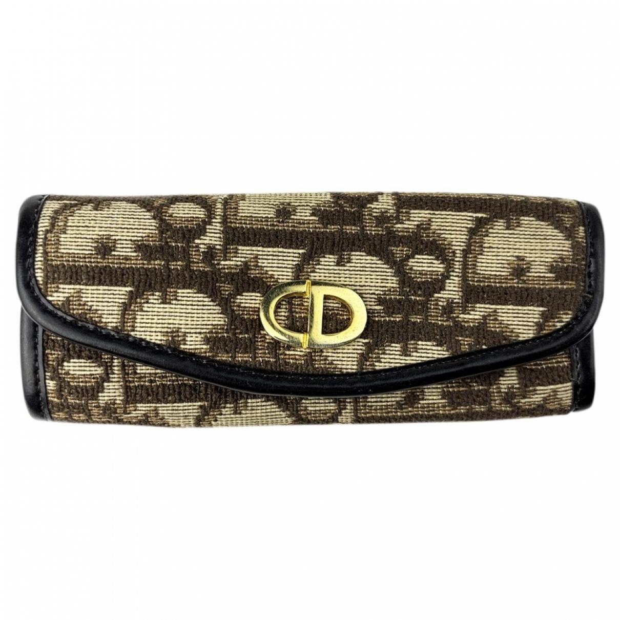 Llavero de Lona Dior