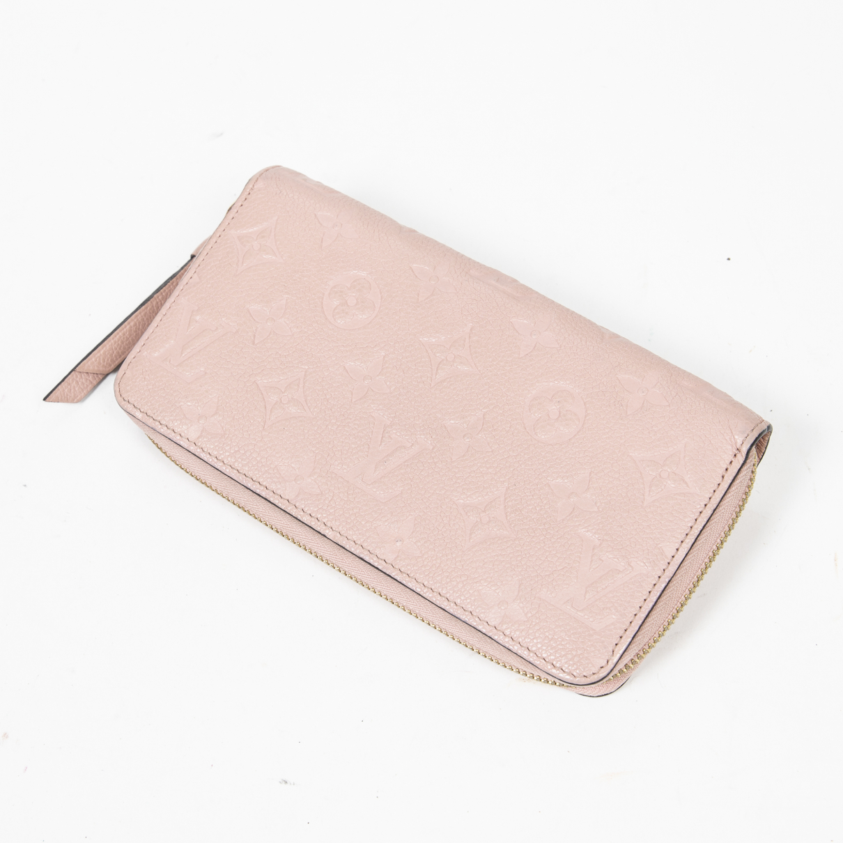 Louis Vuitton Zippy Pink wallet for Women \N
