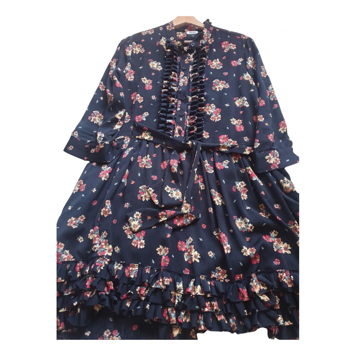 Liu.jo N Black dress for Women 46 FR