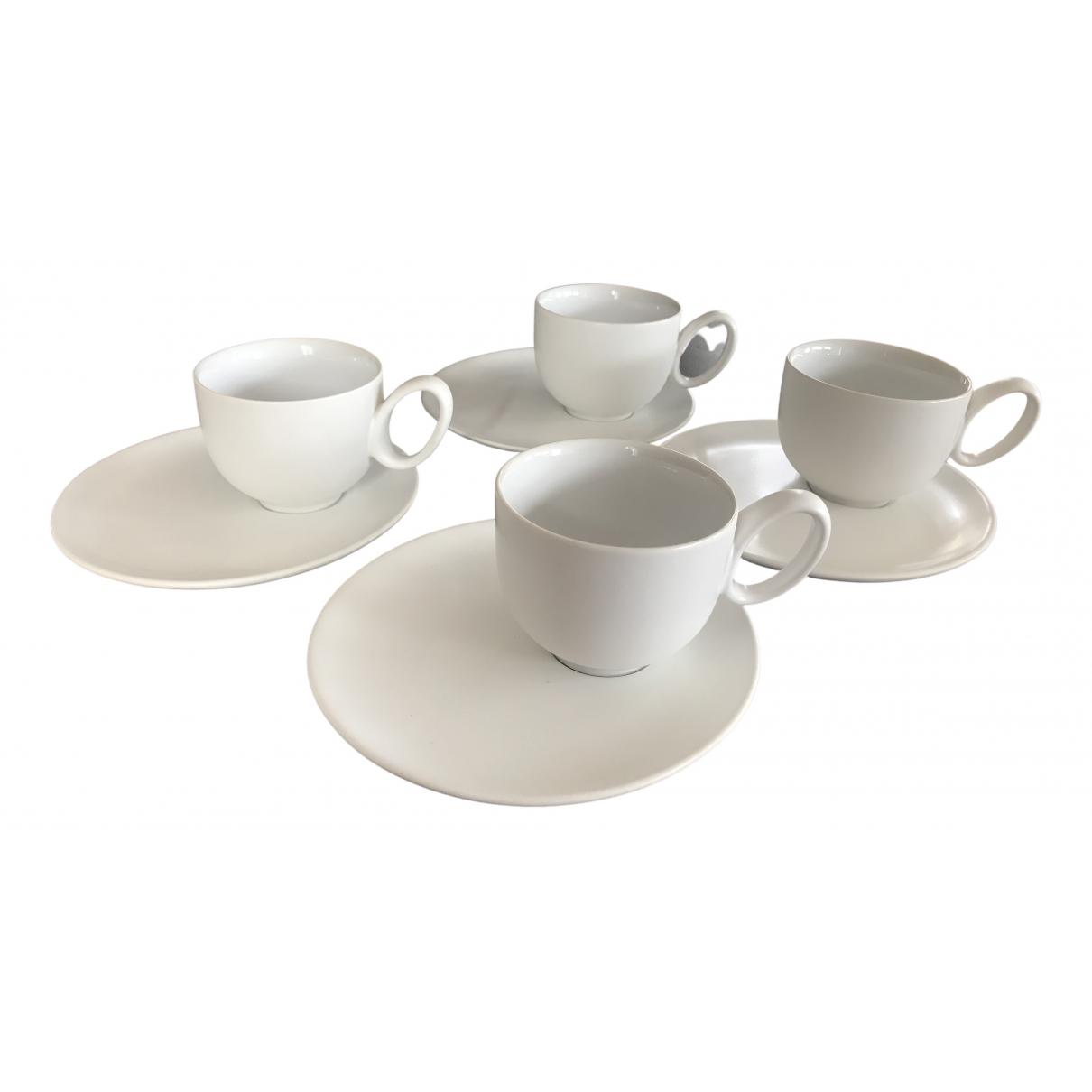 Alessi - Arts de la table   pour lifestyle en ceramique - blanc