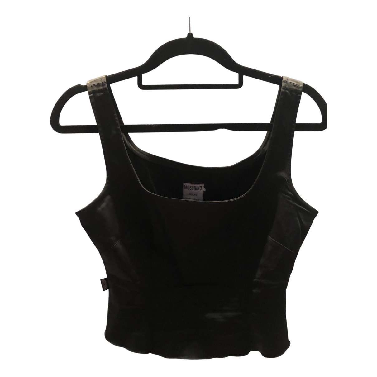 Moschino Cheap And Chic N Black  top for Women 38 FR