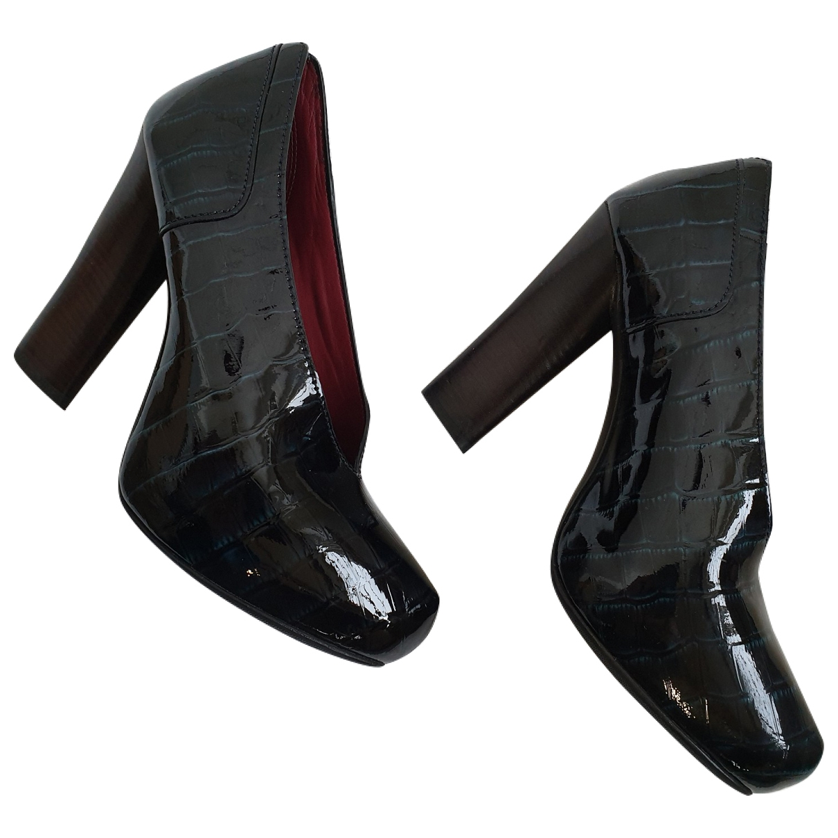 Marc By Marc Jacobs \N Patent leather Heels for Women 36 EU
