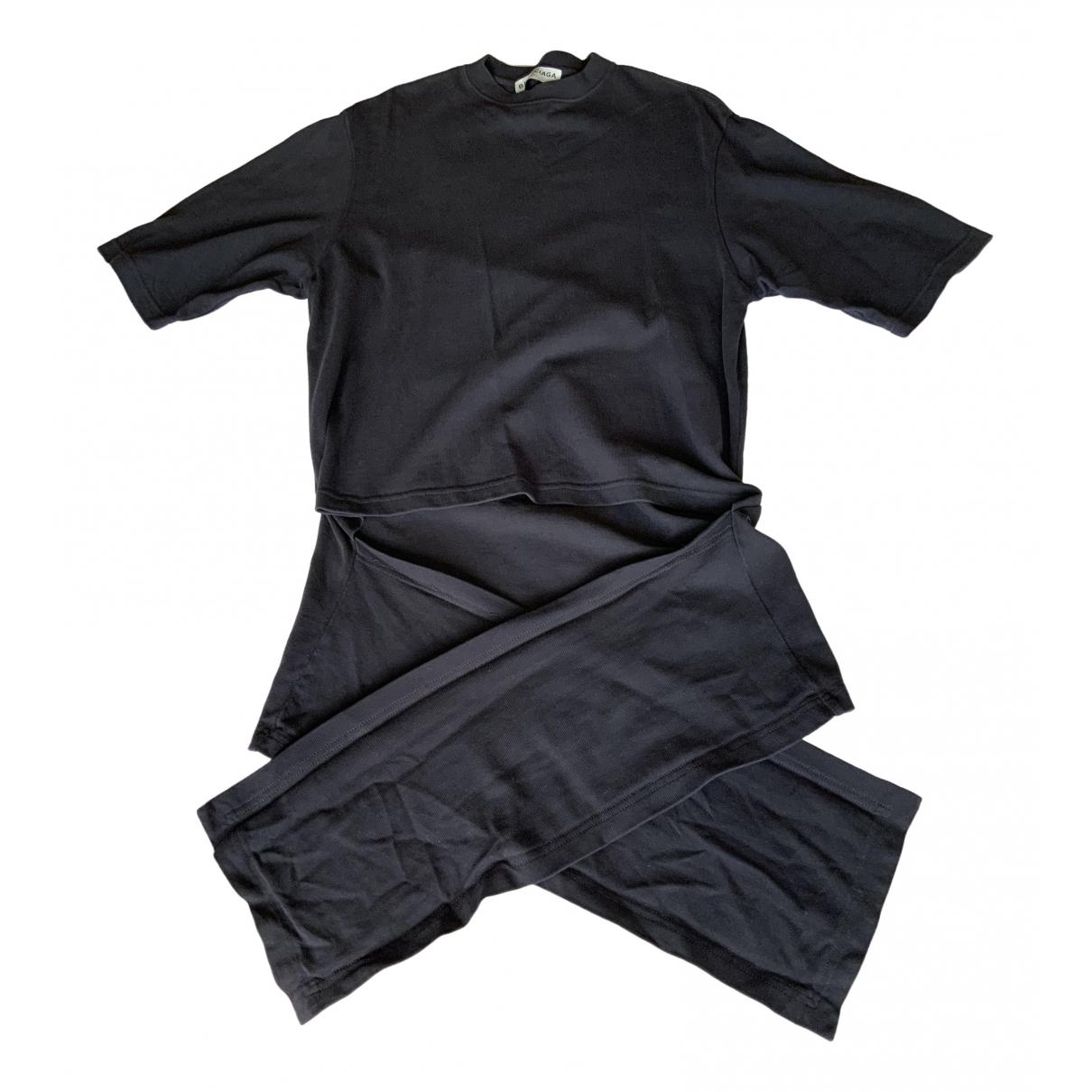 Balenciaga \N Black Cotton  top for Women S International