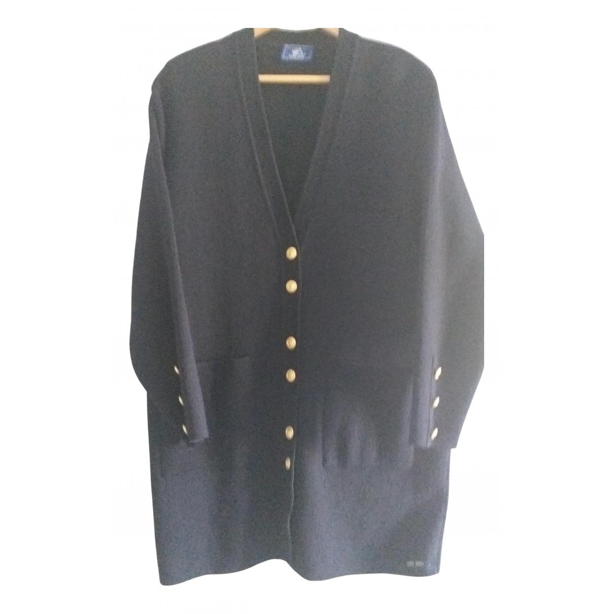 Saint James \N Pullover in  Blau Wolle