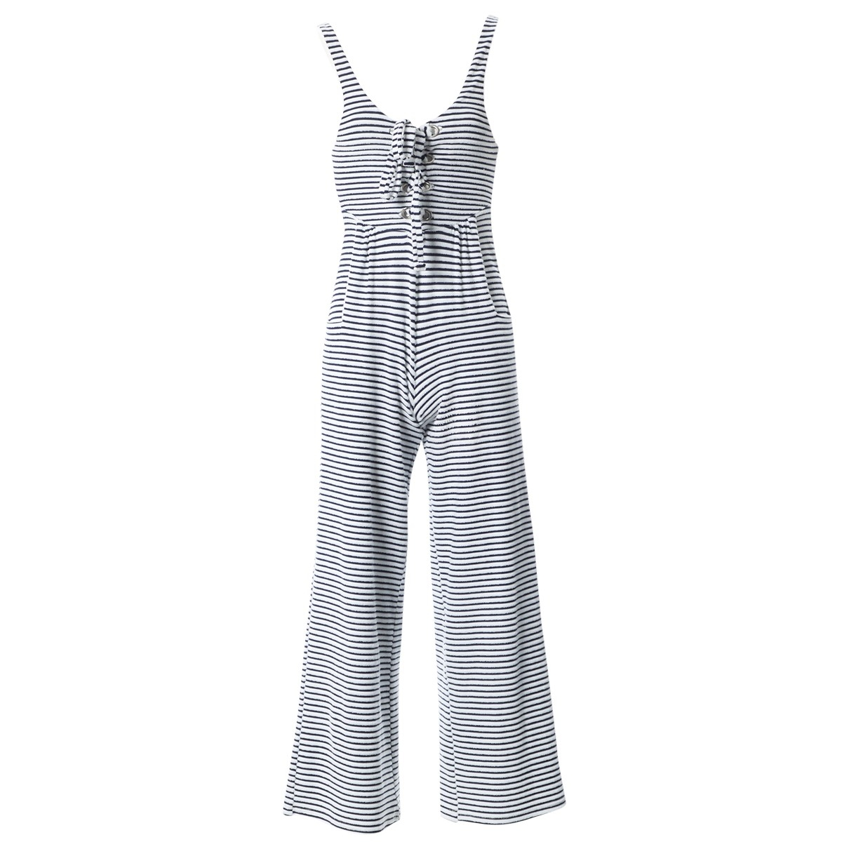 Mara Hoffman \N White Cotton jumpsuit for Women XS International