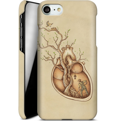 Apple iPhone 7 Smartphone Huelle - Tree Of Life von Enkel Dika