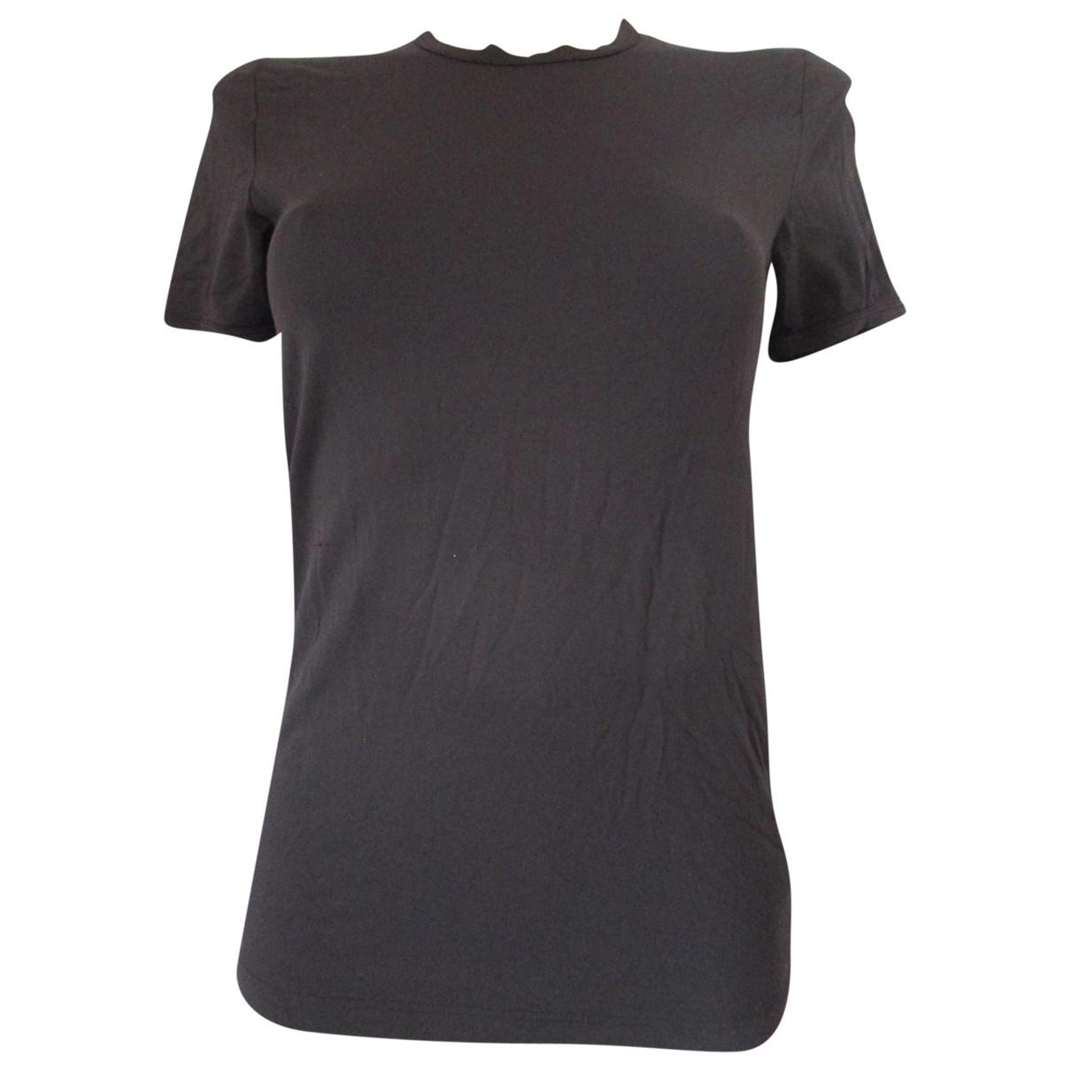Dolce & Gabbana \N Black Cotton  top for Women S International