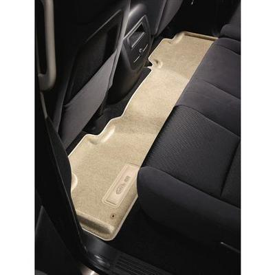 Nifty Catch-All Premium Rear Floor Mat,2nd and 3rd Row (Tan) - 657772
