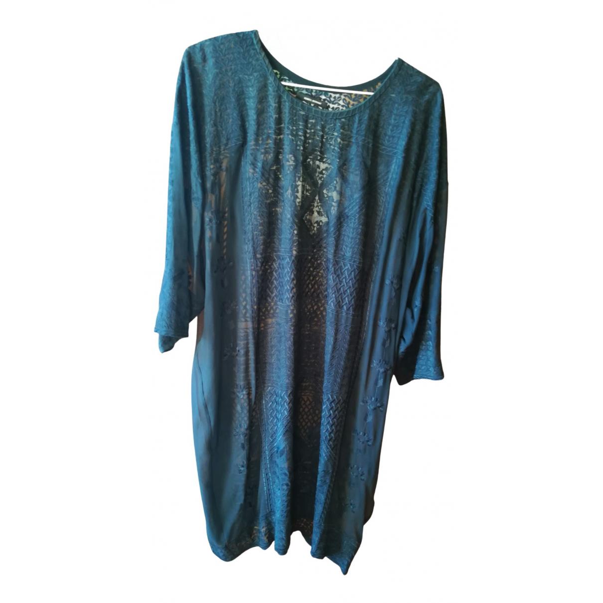 Vestido de Seda Isabel Marant