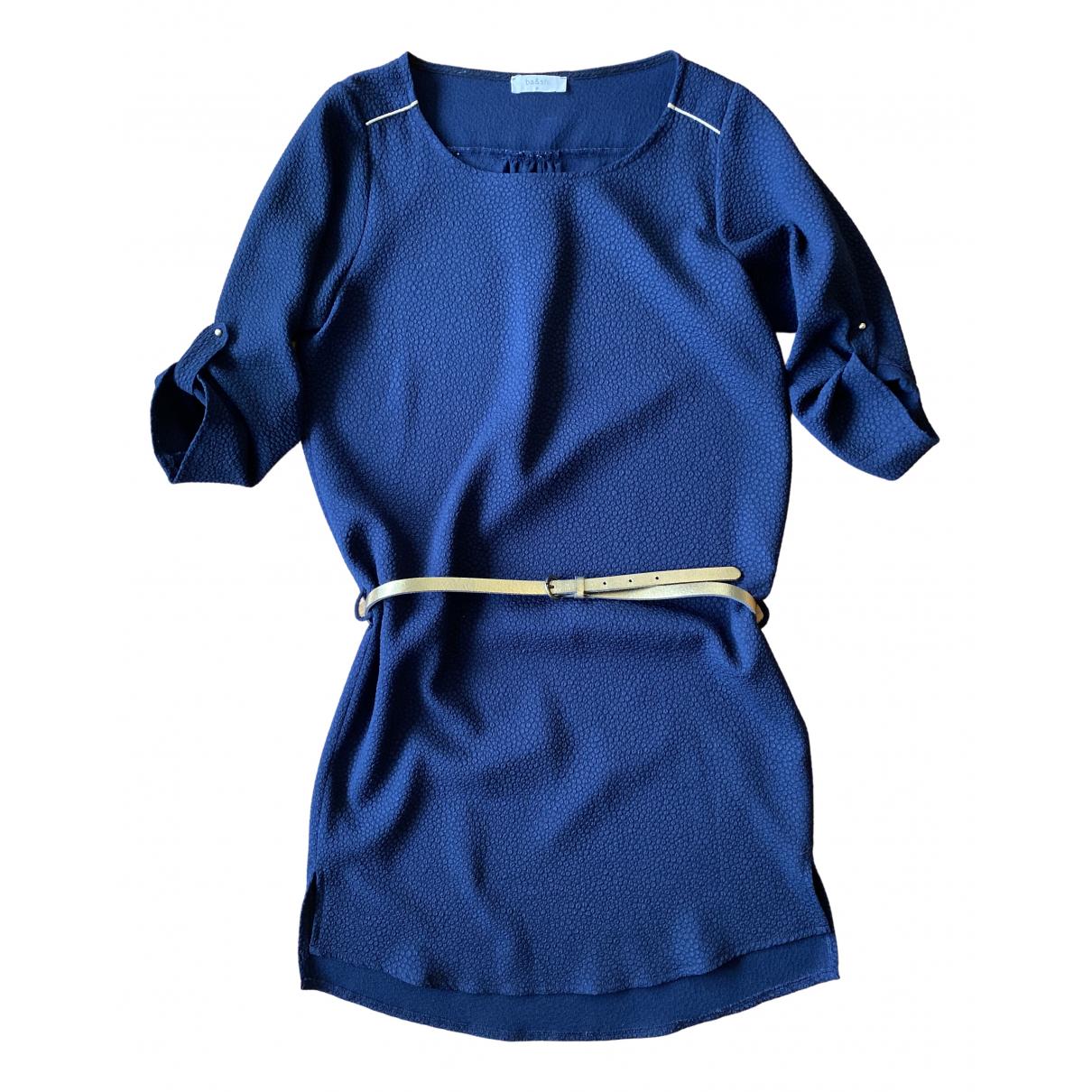 Ba&sh \N Kleid in  Marine Polyester