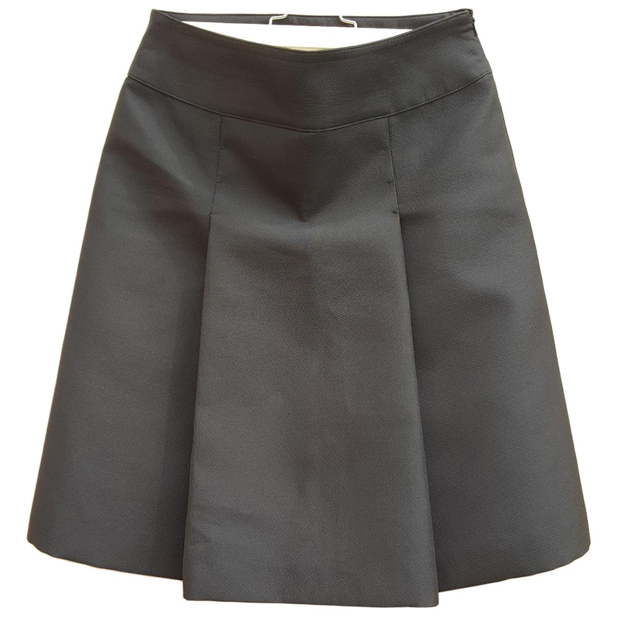 Sport Max \N Black skirt for Women 40 FR