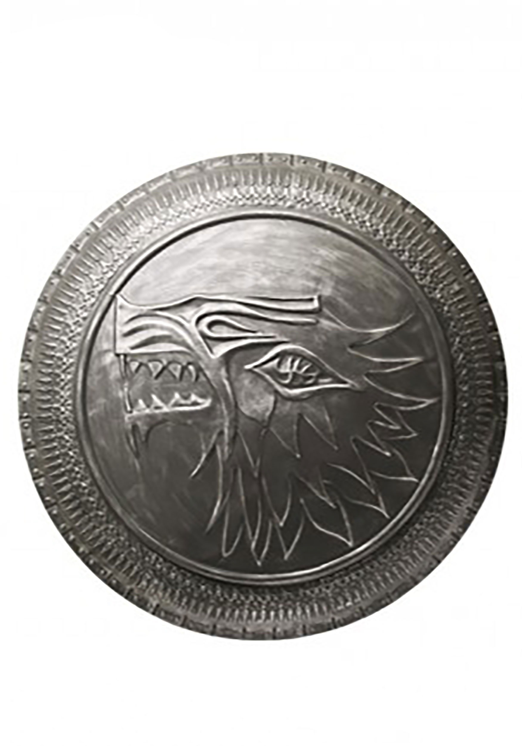 Steel Stark Infantry Shield a Game of Thrones Collectible