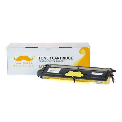 Compatible Brother HL-3045CN Yellow Toner Cartridge by Moustache