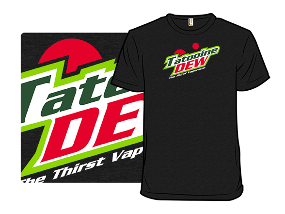 Tatooine Dew T Shirt