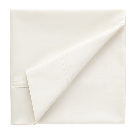 JCPenney Home Ultra Performance 575tc Sateen Deep Pocket Sheet Set, One Size , White