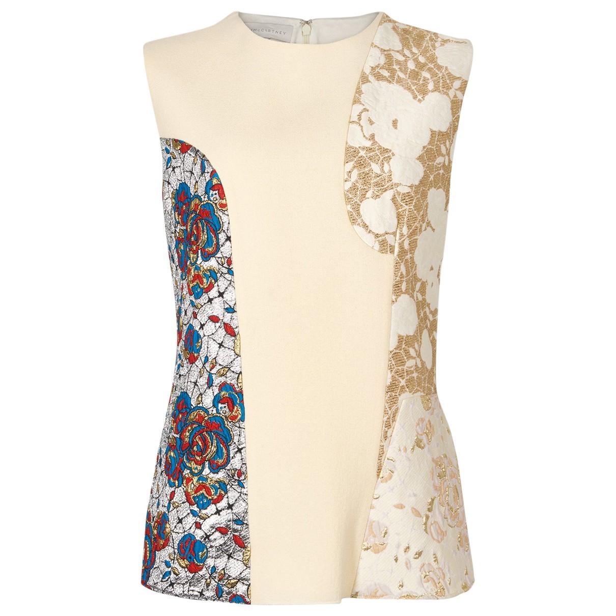 Stella Mccartney \N Multicolour Wool  top for Women 12 UK