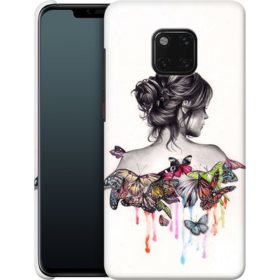 Huawei Mate 20 Pro Smartphone Huelle - Butterfly Effect von Kate Powell