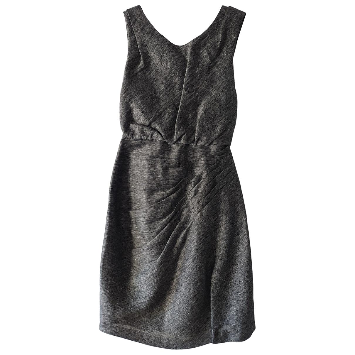 Vestido de Lino Neil Barrett