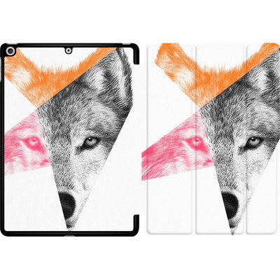 Apple iPad 9.7 (2018) Tablet Smart Case - Wild von Eric Fan
