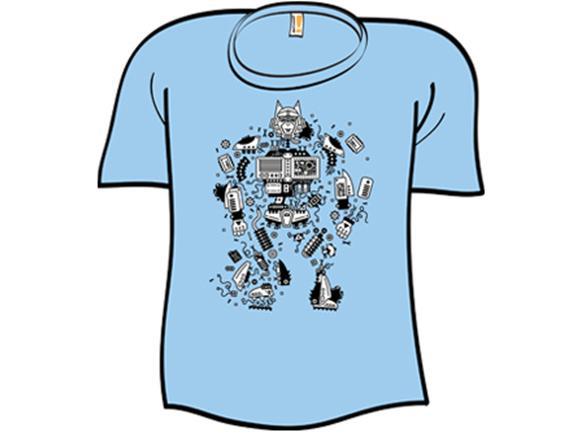 Robot Service T Shirt
