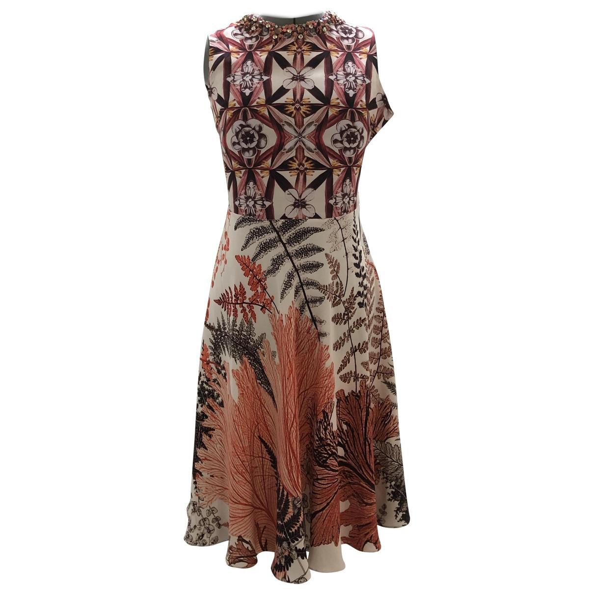Biyan \N Kleid in  Bunt Seide